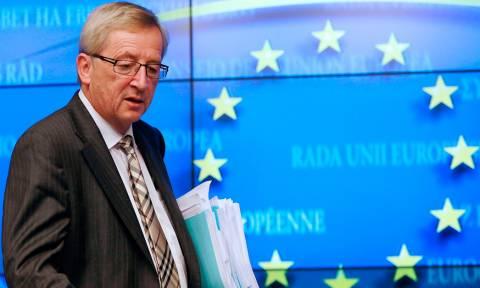 Συμφωνία τέλη Μαΐου - αρχές Ιουνίου προαναγγέλλει ο Γιούνκερ