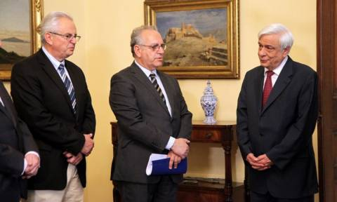 Συνάντηση Παυλόπουλου με το ΔΣ της Οικουμενικής Ομοσπονδίας Κωνσταντινουπολιτών