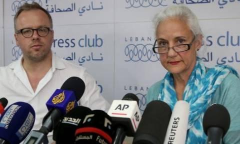 Συρία: Μητέρα Αμερικανού δημοσιογράφου κάνει έκκληση να δει ξανά το παιδί της