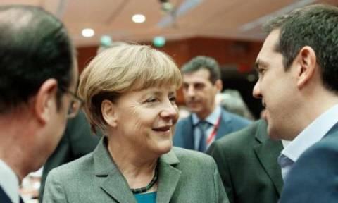 Σύνοδος Κορυφής: Συνάντηση Τσίπρα-Μέρκελ- Ολάντ στη Ρίγα