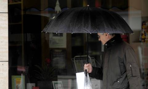 ΕΜΥ: Άστατος ο καιρός την Τετάρτη – Βροχές και πτώση θερμοκρασίας
