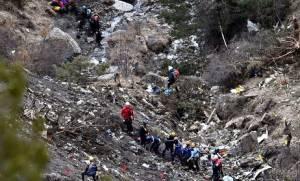 Germanwings: Αναγνωρίστηκαν οι σοροί όλων των θυμάτων