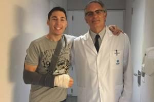 MotoGP: Στο χειρουργείο ο Espargaro ( photos)