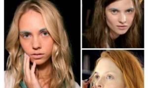 Ανοιξιάτικο beauty trend: Παστέλ μαλλιά και φρύδια!
