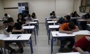 Πανελλήνιες 2015: Στην Βιολογία Γενικής Παιδείας θα εξεταστούν σήμερα Τετάρτη οι μαθητές
