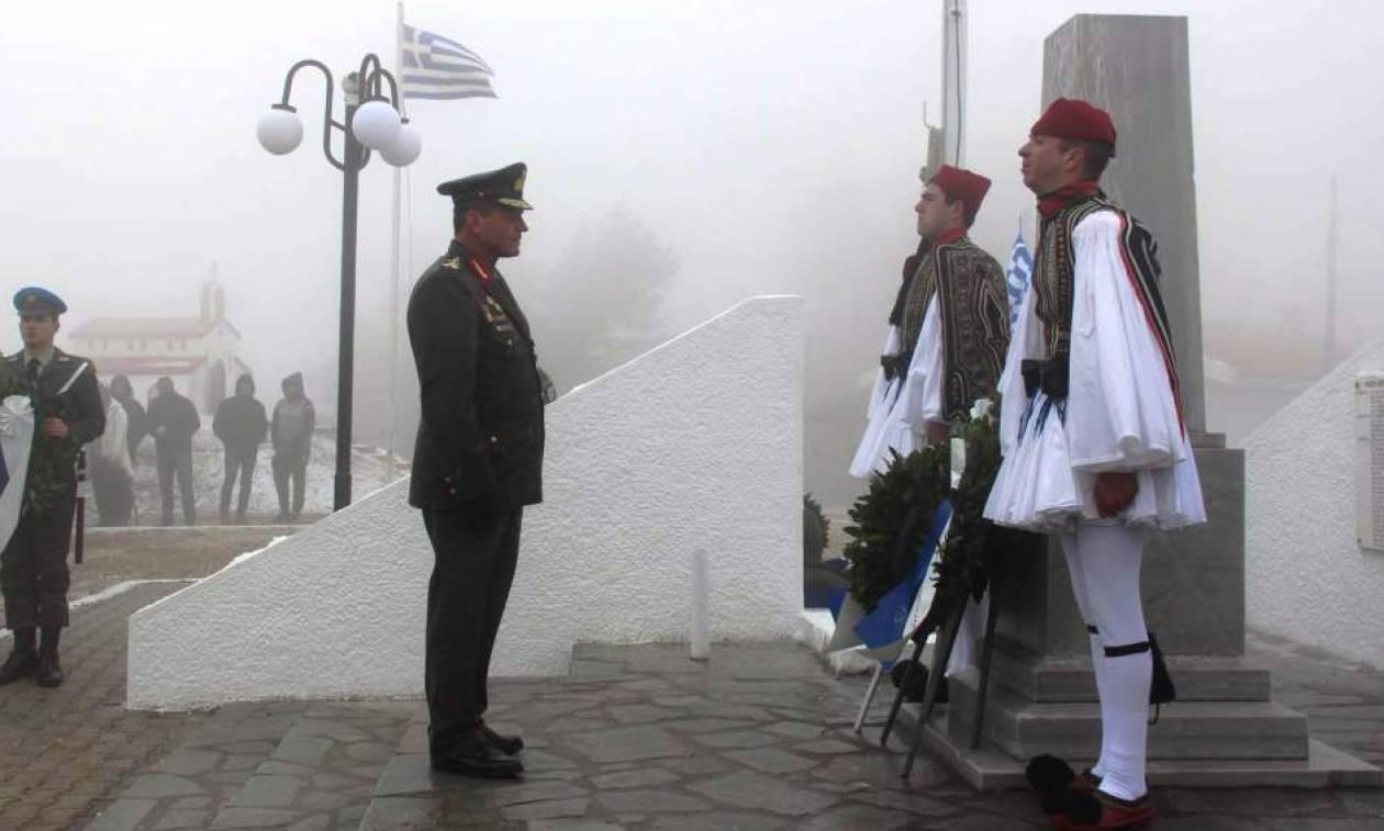 ΓΕΣ: Εορτασμός της 74ης Επετείου της Μάχης της Κρήτης