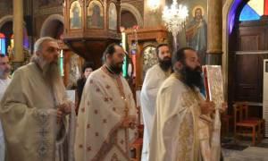 Η εορτή  ανακομιδής των Λειψάνων του Αγ.Νικολάου στο Ναύσταθμο Σαλαμίνας (pics)