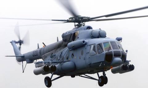 Ρωσία: Θα παραδώσει 7 στρατιωτικά ελικόπτερα Mi-171SH στο Περού