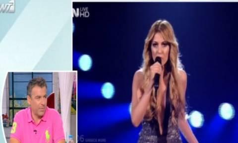Eurovision 2015: Η πρόβλεψη του Λιάγκα για τη θέση της Κυριάκου στον τελικό