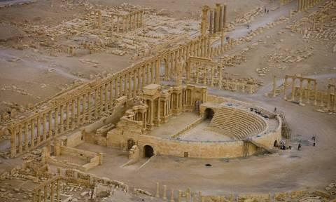Συρία: Κινδυνεύει η ιστορική πόλη Παλμύρα από τη μανία των τζιχαντιστών