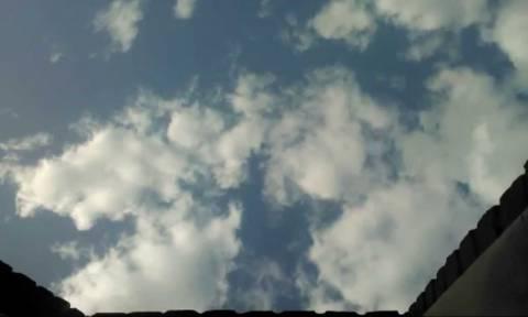 Επίθεση εξωγήινων ή οργή Θεού; Απόκοσμοι ήχοι από τον ουρανό σε όλο τον κόσμο! (videos)