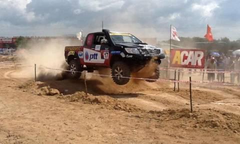Αγώνες Off Road: Ευρωπαϊκό Baja 300