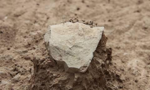 Αλλάζουν όσα ξέραμε; Ανακαλύφθηκαν τα αρχαιότερα λίθινα εργαλεία στον κόσμο (pics)