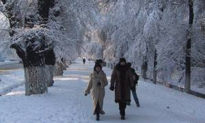 Ο κρύος καιρός σκοτώνει 20 φορές περισσότερους ανθρώπους από τον ζεστό