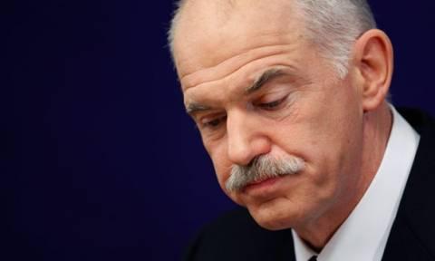 Δημοψήφισμα ζητά πάλι ο Γιώργος Παπανδρέου