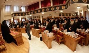 Εκλογή για τις Μητροπόλεις Κεφαλληνίας και Καλαμαριάς
