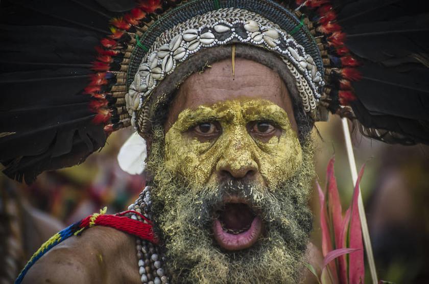 Δεν είμαστε Ζουλού, είμαστε Παπούα (photos)