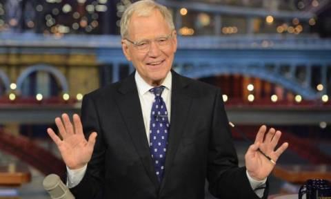 ΗΠΑ: Το τηλεοπτικό «αντίο» του Ντέιβιντ Λετερμαν (videos)