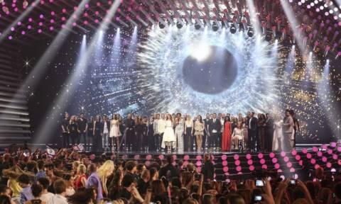 Eurovision 2015: Η φαντασμαγορική έναρξη του Β' ημιτελικού