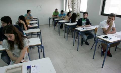 Πανελλήνιες 2015: Στις Αρχές Οργάνωσης θα εξεταστούν σήμερα Παρασκευή (22/5) οι μαθητές