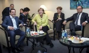 Νέες επαφές του Α. Τσίπρα στη Ρίγα για να «κλείσει» η συμφωνία