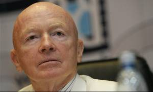 Μόμπιους: Η αποχώρηση της Ελλάδας από το ευρώ θα αποδυνάμωνε επικίνδυνα την Ατλαντική Συμμαχία