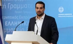 Σακελλαρίδης: Ώριμες οι συνθήκες για συμφωνία εντός Μαΐου