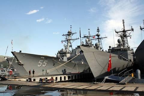 Τουρκία: Στρατιωτική άσκηση Denizkurdu 2015»(pics+video)