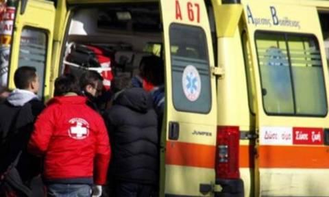 Χαλκίδα: Μάχη για τη ζωή δίνει νεαρή που τραυματίστηκε σε τροχαίο