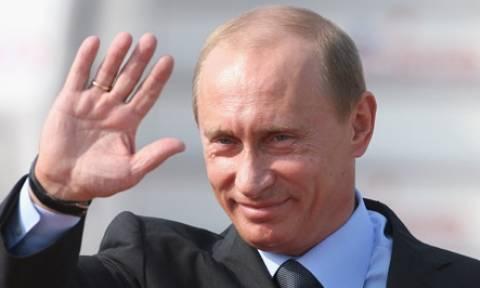 Ο Πούτιν αποκαλύπτει τι σημαίνει ευτυχία