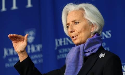 Λαγκάρντ: Η συμφωνία με την Ελλάδα να μη γίνει πρόχειρα