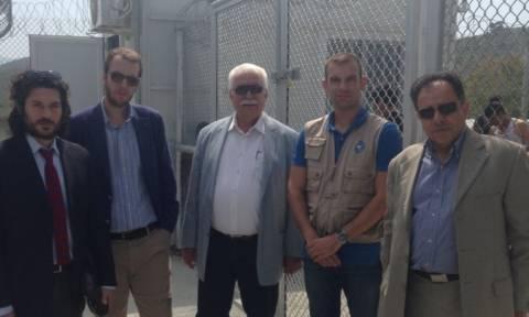 ΚΕΕΛΠΝΟ: Αυτοψία στις δομές φιλοξενίας μεταναστών στη Λέσβο