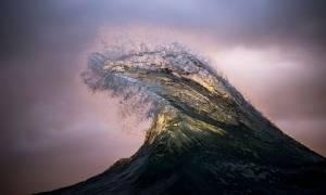 Τα κύματα μέσα από τα μάτια ενός... ανθρακωρύχου (pics)