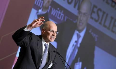 Θέμα ηγεσίας στη ΝΔ θέτει ξανά ο Δένδιας: Θα εξαφανιστούμε…
