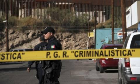 Μεξικό: Δεκάδες νεκροί σε συγκρούσεις μεταξύ αστυνομικών και ενόπλων