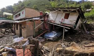 Κολομβία: Τους 92 έφτασαν οι νεκροί από την κατολίσθηση