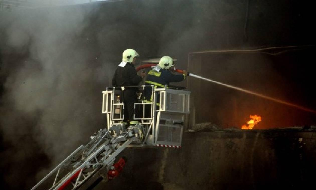 1687232631 Τραγωδία στο Ίλιον  Νεκρό άτομο από φωτιά σε διαμέρισμα ...
