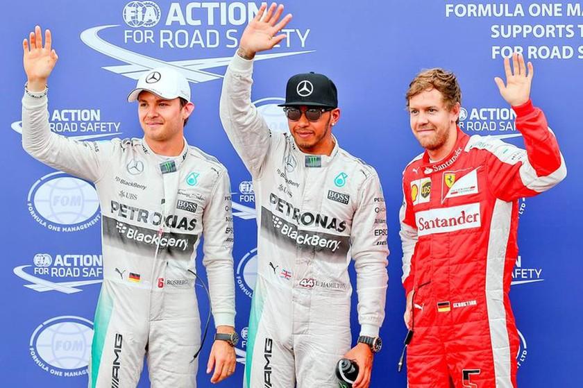 F1 Grand Prix Μονακό: Η πρώτη pole του Hamilton