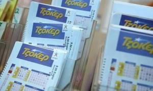 Κλήρωση Τζόκερ - Συνεχίζεται η φρενίτιδα: Μοιράζει 5,5 εκατ. ευρώ την Κυριακή