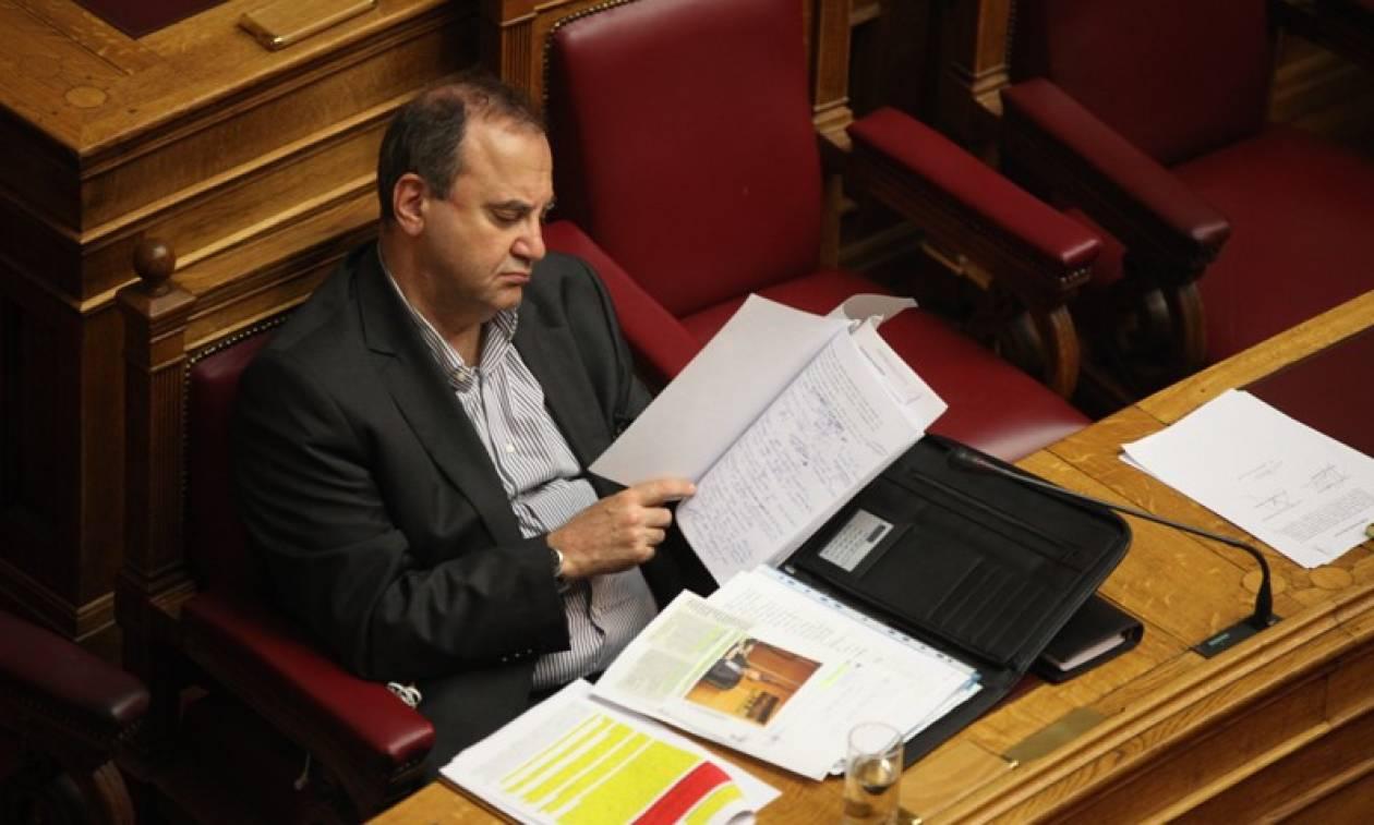Δημήτρης Στρατούλης: Υπάρχουν τα χρήματα για τις συντάξεις μέχρι το τέλος του χρόνου