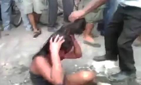 Γουατεμάλα: Έδειραν και έκαψαν ζωντανή 16χρονη που συμμετείχε σε συμμορία (video)