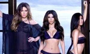 Ποιος είπε ότι μόνο η Κιμ είναι sexy; Έχετε δει τις άλλες Kardashian;