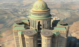 Μέκκα: Το 2017 θα διαθέτει το πιο μεγάλο ξενοδοχείο του κόσμου