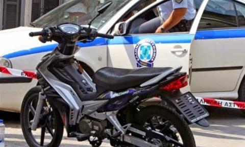 Κομοτηνή: Δωδεκάχρονοι έκλεβαν μηχανάκια - Πέντε συλλήψεις