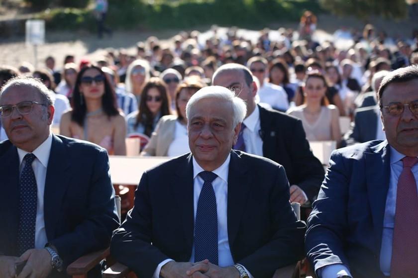 Με την παρουσία του Π. Παυλόπουλου η Τελετή Έναρξης της ΔΟΑ στην Πνύκα