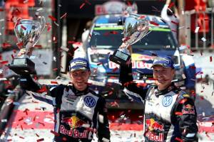 WRC Ράλλυ Πορτογαλίας: Ο Latvala... φρενάρει τον Ogier