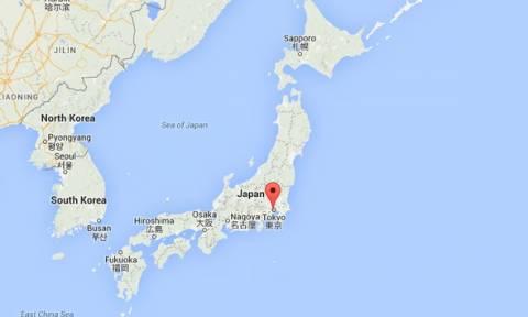 Ιαπωνία: Σεισμός στην περιοχή του Τόκιο - Δεν υπάρχουν θύματα