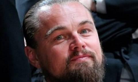 Η αλήθεια… στη φόρα! Ο πραγματικός λόγος που ο DiCaprio έχει αφήσει γένια!
