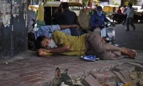 Ινδία: Εκατόμβη νεκρών από το κύμα καύσωνα
