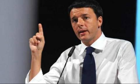 Ρέντσι: Οι άνεμοι της Ελλάδας, της Ισπανίας και της Πολωνίας δείχνουν ότι η Ευρώπη πρέπει να αλλάξει
